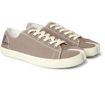 Tabi Split-Toe Cotton-Canvas Sneakers