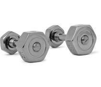 Gunmetal-tone Cufflinks