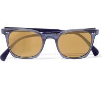 L.a. Coen D-frame Acetate Sunglasses