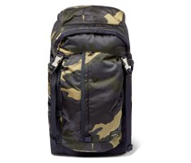 Counter Shade Camouflage-Print Nylon Backpack