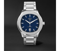 Polo S Automatic 42mm Stainless Steel Watch, Ref. No. G0A41002