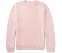 Mélange Loopback Cotton-jersey Sweatshirt