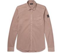 Steadway Stretch-cotton Shirt