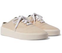 101 Canvas Backless Sneakers