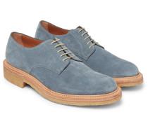 Felix Suede Derby Shoes