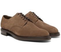 Windermere Cross-Grain Leather Derby Shoes