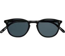 Kinney 47 Square-Frame Acetate Sunglasses