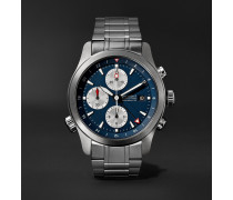 ALT1-ZT Limited Edition Automatic Chronograph 43mm Stainless Steel Watch