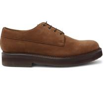 Hurley Nubuck Derby Shoes