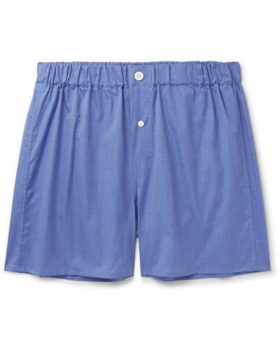 End-on-End Cotton Boxer Shorts