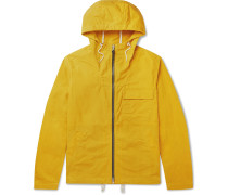 Hooded Cotton-Canvas Parka