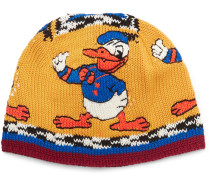 + Disney Intarsia Cotton Beanie