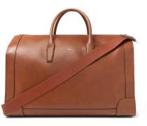 Belgrave Pebble-grain Leather Holdall
