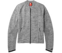 Sportswear Mélange Tech Knit Bomber Jacket