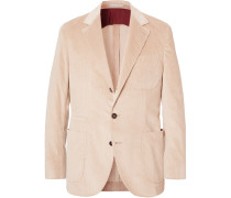 Sand Sea Island Cotton-corduroy Blazer