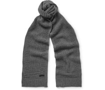 Kameron Wool And Cashmere-blend Scarf