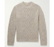 Denzel Cable-Knit Wool-Blend Sweater