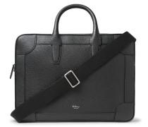 Belgrave Full-grain Leather Briefcase