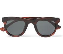 + Linda Farrow Square-frame Acetate Sunglasses