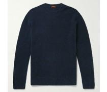 Textured Merino Wool Sweater