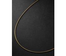 18-Karat Gold Chain Necklace