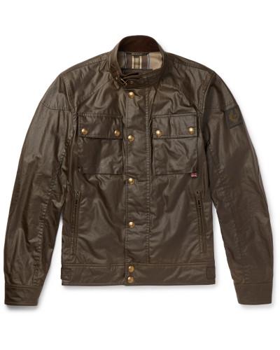 Racemaster Waxed-Cotton Jacket