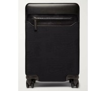 Formula 1004 Scritto Nylon and Leather Carry-On Suitcase