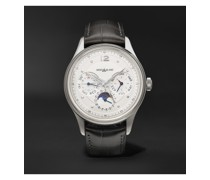 Heritage Perpetual Calendar Automatic 40mm Stainless Steel and Alligator Watch, Ref. No. 119925