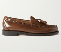 Weejun Heritage Larkin Leather Tasselled Loafers