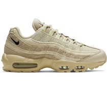 Air Max 95 PRM Leather, Suede and Mesh Sneakers