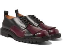 Leather Kiltie Brogues