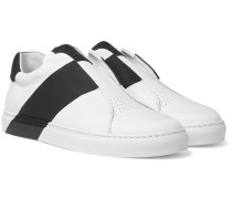 Bolt Leather Sneakers