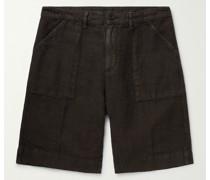 Wally Linen Shorts