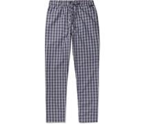 Night & Day Checked Cotton Pyjama Trousers