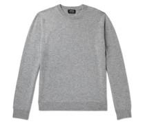 Virgile Mélange Cashmere Sweater
