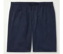 Seb Lyocell Drawstring Shorts