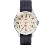 Archive Waterbury United Stainless Steel And Webbing Watch