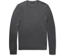 Riland Stretch Silk And Cashmere-blend Sweater