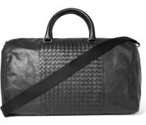 Intrecciato Leather Holdall