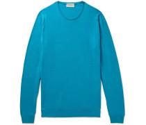 Hatfield Slim-fit Sea Island Cotton Sweater