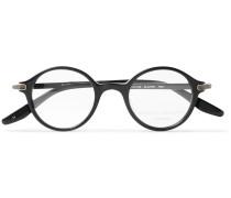 Frey Round-frame Acetate Optical Glasses