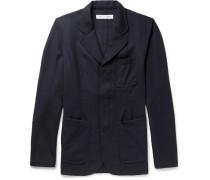Wool-gabardine Jacket