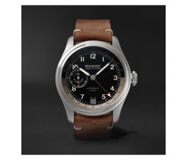 H-4 Hercules Limited Edition Automatic GMT 43mm Stainless Steel Watch, Ref. No. H-4 LE, Ref. No. H-4-HERCULES-SS-R-S