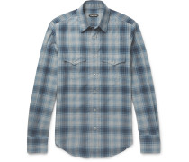 Micky Checked Cotton Shirt