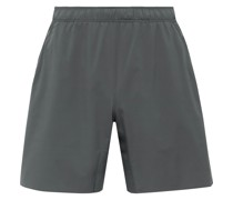 Hybrid Stretch-Jersey Shorts