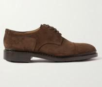 Kilmory Suede Derby Shoes