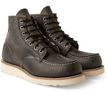 8890 Moc Leather Boots
