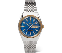 Q Timex Reissue Falcon Eye 38mm Stainless Steel Watch