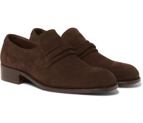 Wilson Suede Loafers