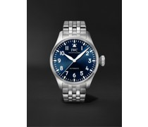 Big Pilot's Automatic 43mm Stainless Steel Watch, Ref. No. IW329304